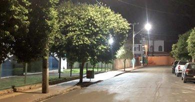 Florestópolis amplia troca de lâmpadas por Led